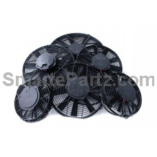 "SPF-0074 Axial Fan 12V 305 mm/ 12"" Suction VLL"